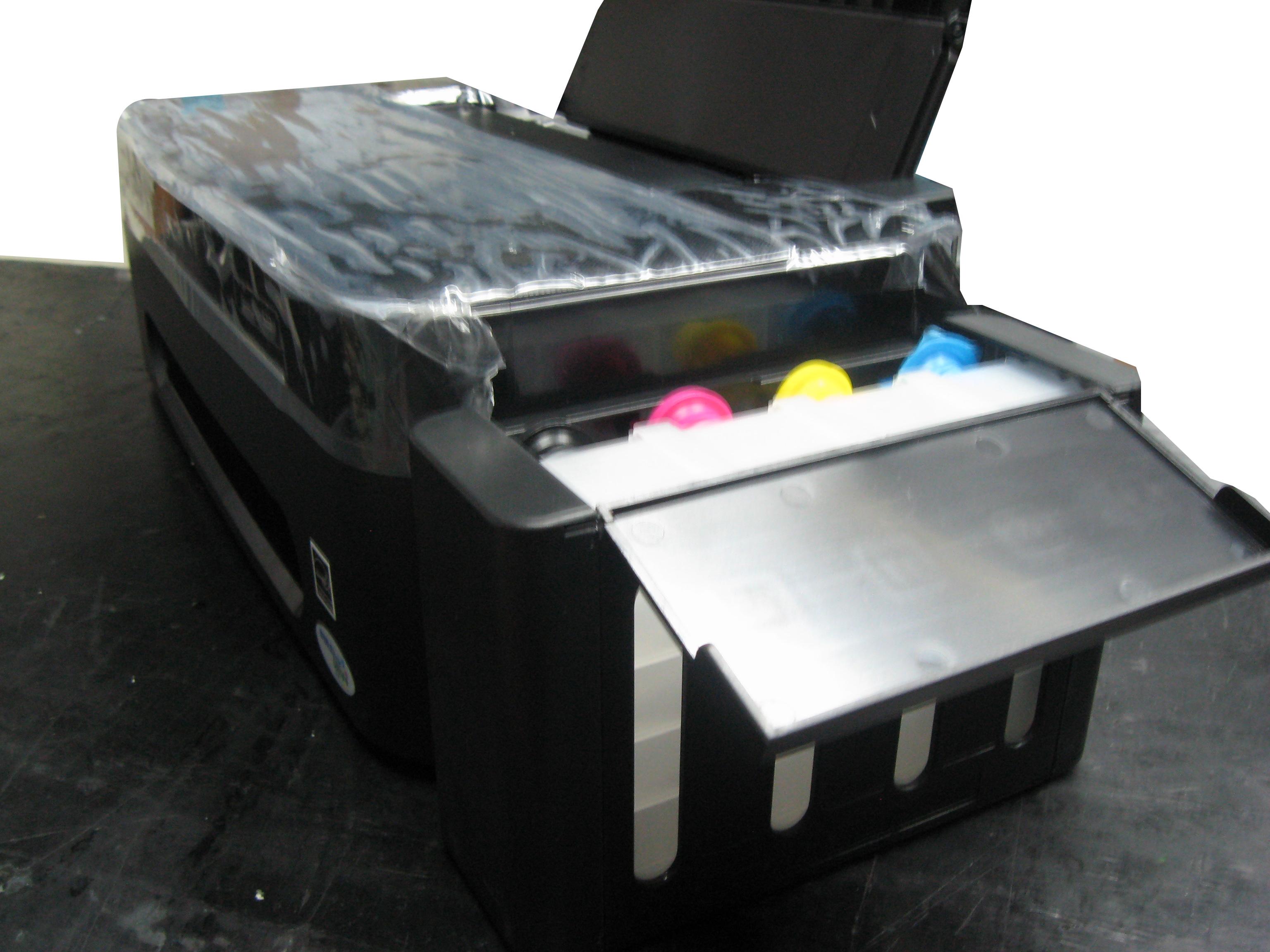 Brand New Epson Chipless Printer like L100